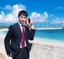 スーツで沖縄、なんてことにならないようにしたい