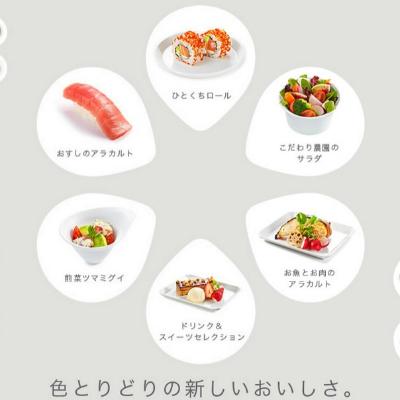 回転寿司が居酒屋業界に殴りこみ! 「若い女性向け」「つまみ充実」「お酒も楽しめる」