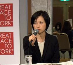 GPTW日本シニアコンサルタント・今野敦子氏