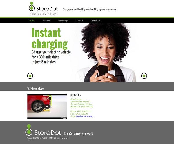 スマホの充電が30秒、電気自動車も5分で完了! イスラエルの「ストア・ドット」が鋭意開発中