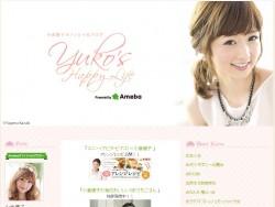 小倉優子さんのブログ