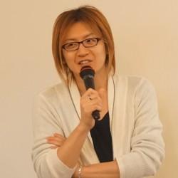 若新雄純・慶大特任助教(2015年3月撮影)