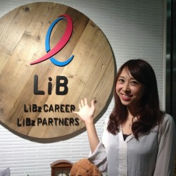LiB広報の武井さん