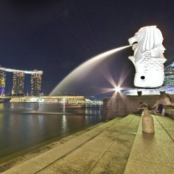世界的な観光都市シンガポール