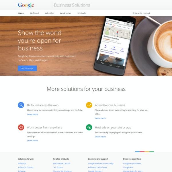 「スモールビジネス」を熱く支援するシリコンバレー企業――グーグル、イントゥイット、フェイスブック