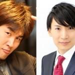 濱野社長(左)と岩沙弁護士(右)