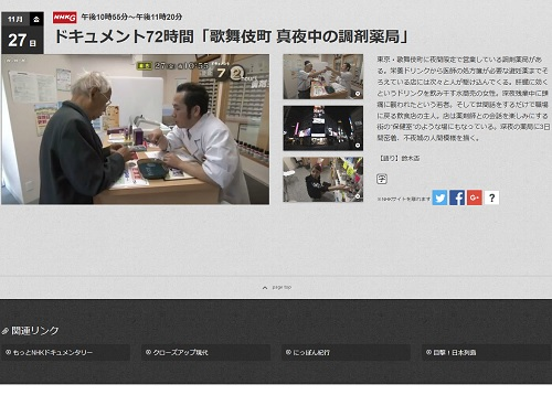 新宿・歌舞伎町で深夜だけオープンする調剤薬局 夜の世界の人間模様が味わい深い