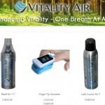 Vitality Air社のウェブサイトより