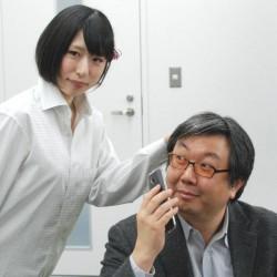 編集長を癒す残業アイドル