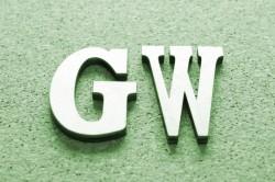 GW 、休めません…