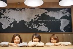 平成広報女子会から今回の担当者3人。左から三宅由花(スターティア)、高橋里衣(SPinno)、荒川香織(レアジョブ)