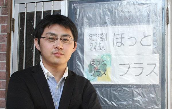 NPO法人「ほっとプラス」代表の藤田孝典さん