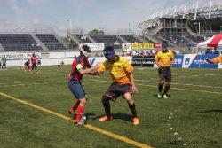 障害者スポーツへの注目度は高まっている(日本ブラインドサッカー協会提供)