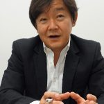 代表取締役社長の尾上徹氏