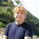 対談相手の角田陽一郎さん