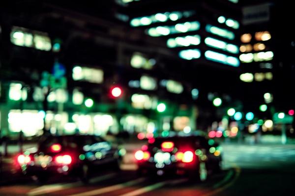 夜景は、残業で出来ている。