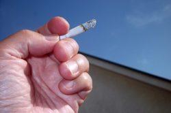 かなり厳しい喫煙規制が敷かれた