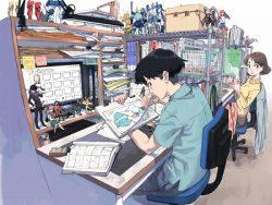 低賃金の若手アニメーター支援