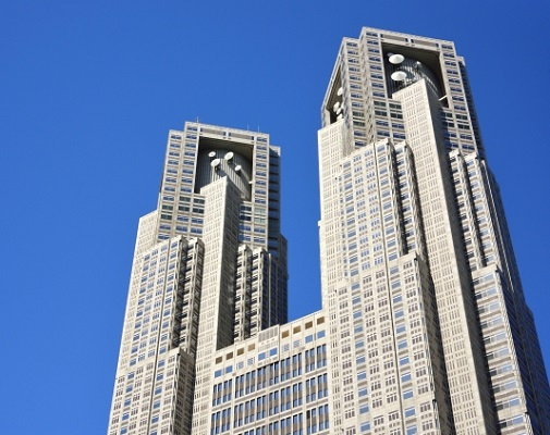 画像は東京都庁。改正案が成立すれば、全国に影響する可能性があります