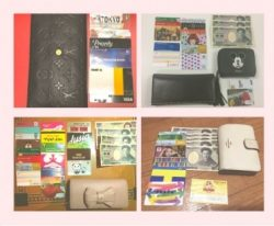 女子大学生の財布