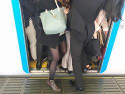 通勤はやっぱりストレス?