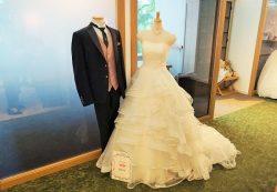「ドレス持込代無料は、私の妻も喜んでいました」(河田さん)