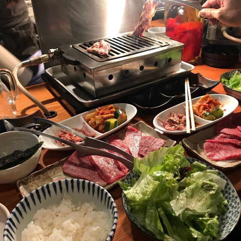 焼肉バル 韓の台所 カドチカ店(東京都渋谷区)