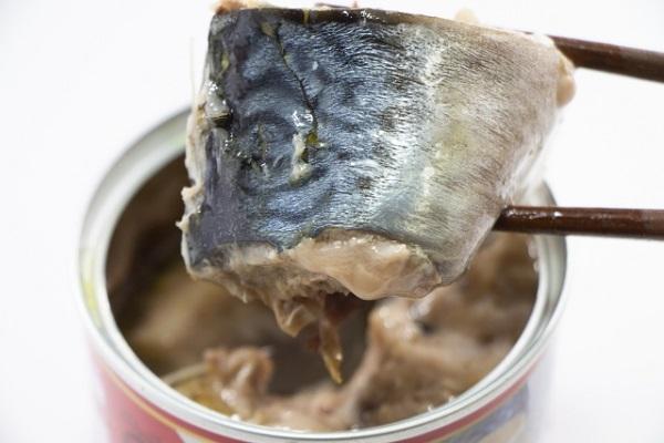 サバ缶が缶詰市場全体を牽引しています