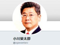 画像は小川氏ツイッターアカウントのキャプチャ