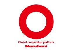 画像は丸紅グループのロゴマーク。公式サイトのキャプチャ。