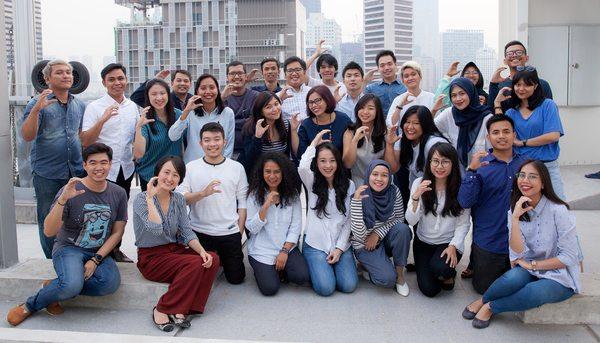アジア10ヶ国に展開中!インドネシアオフィスメンバー