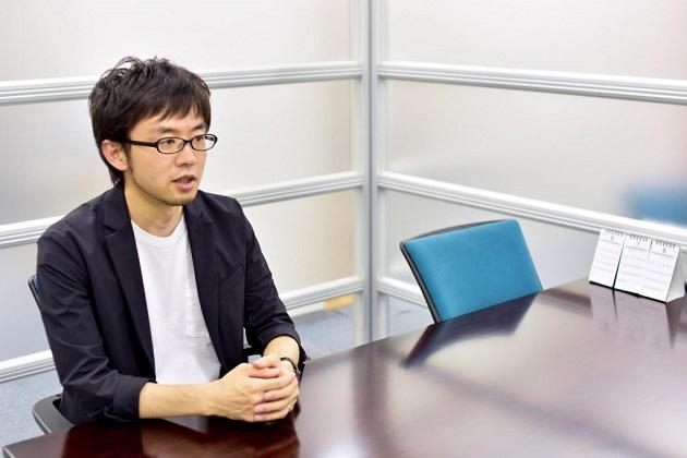 社長室長代理/社長補佐の濱田さん