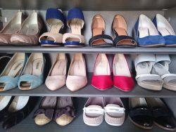 「妻の靴が93足。物を減らしたいと思うのは贅沢?」