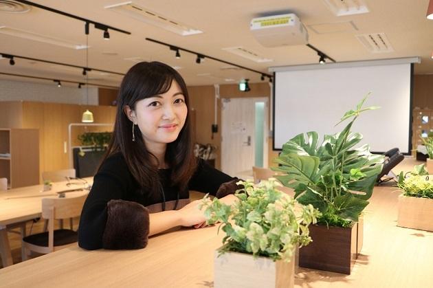 NTTデータ ITサービス・ペイメント事業本部 川畑友理恵
