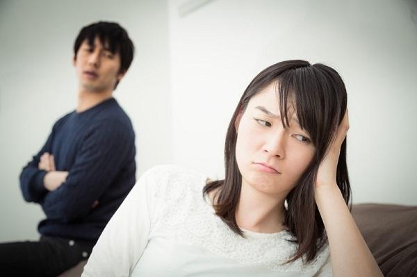 パートナーとの関係がストレスに