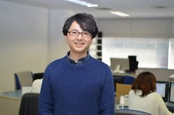 社長の寺師さん。日本の採用文化を変えたいと意気込みます。