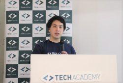 同社代表取締役社長の樋口隆広さん。学習の目的が変化しているといいます。