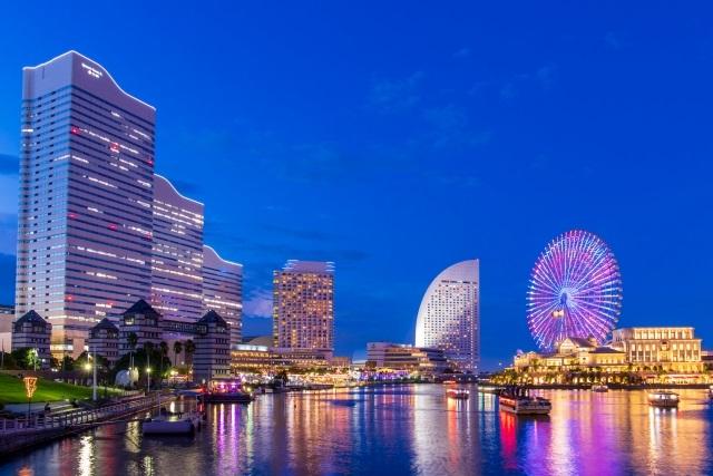 住みたい街ランキング関東版1位「横浜」