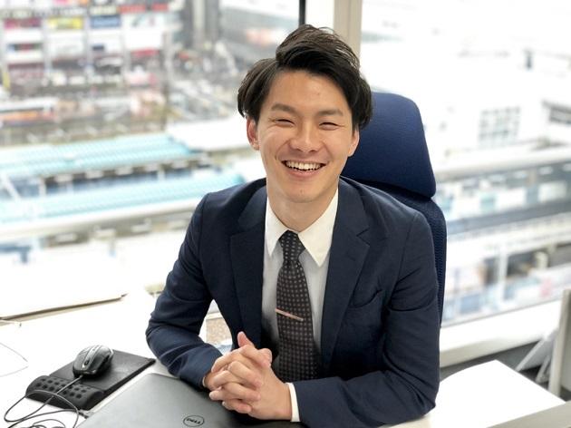 2016年入社 榎本貴仁 次なる目標は「新規事業を立ち上げること」