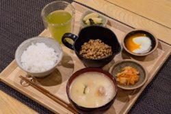 1万円で一生納豆ご飯が食べられるクラウドファンディング開始