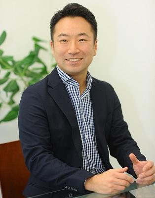 代表の木嶋さん。ナンバーワンを目指し邁進します。