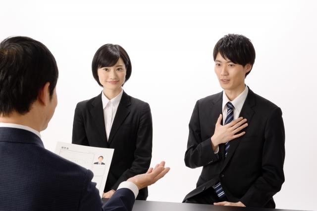 人事が面接で見ている就活生の態度3位「目を見て話すかどうか」 視線を合わせられる人は「選考にプラスの…