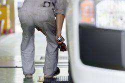 製造経験者の6割が1年未満で退職
