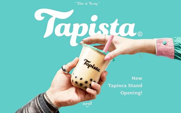 画像はTapistaのサイトのキャプチャ