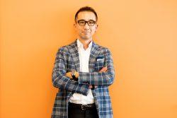▲営業本部 第2営業部 マネージャーの稲垣 亮太