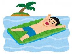 みなさんの夏休みは?