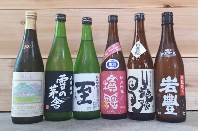 日本酒サブスク登場!