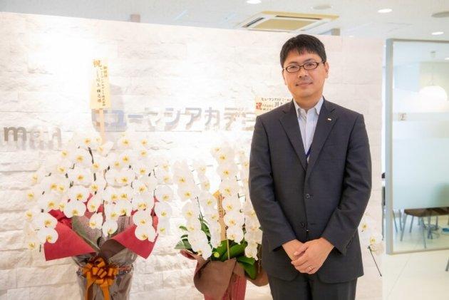 ▲就職時、日本のゲーム業界がグローバル化の一途をたどる中で「英語の必要性を感じた」