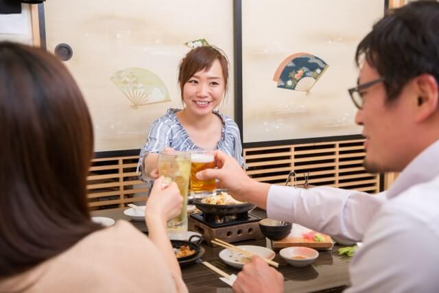 お酒を飲まない人の約9割は飲み会参加に消極的だ