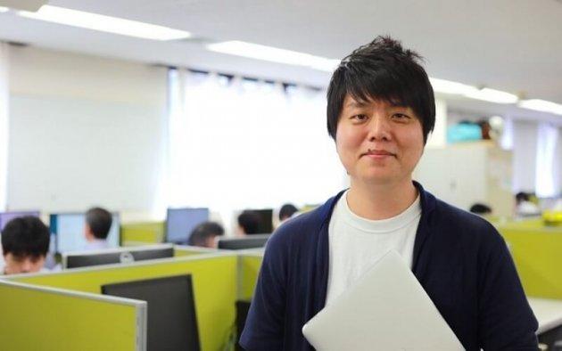 システム開発部門の元倉将斗
